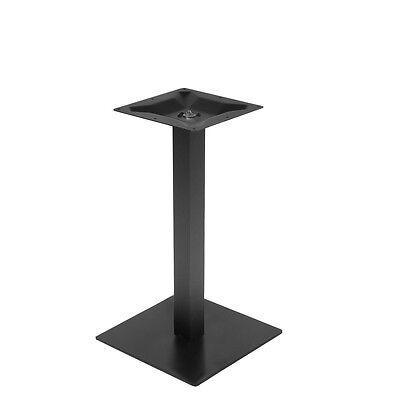[GS-72S] Gastro Bistro Tischgestell ~ Quadratisch ~ Höhe: 72cm ~ Tischfuß