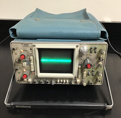 Tektronix 464 2 Channel 100mhz Storage Oscilloscope