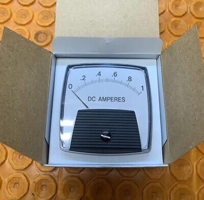 0-1a Dc Analog Amp Meter Ammeter Current Panel Ampere Meter P3plaada