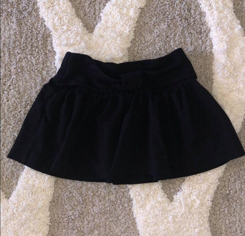 KATE SPADE girls toddler black twirl skirt 2T Kids Clothing Deals Sales Bargains