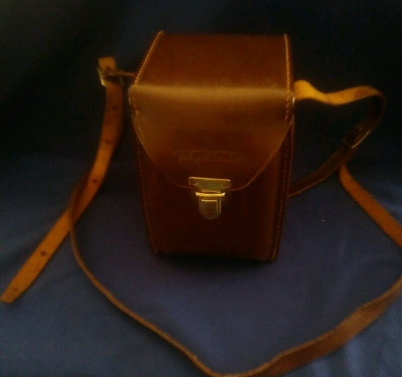 Vintage Voigtlander Brilliant TLR Leather Case