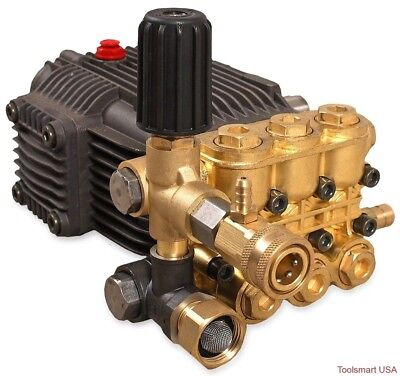 Mi-t-m Pressure Washer Pump Replacement 3-0376 852-0187