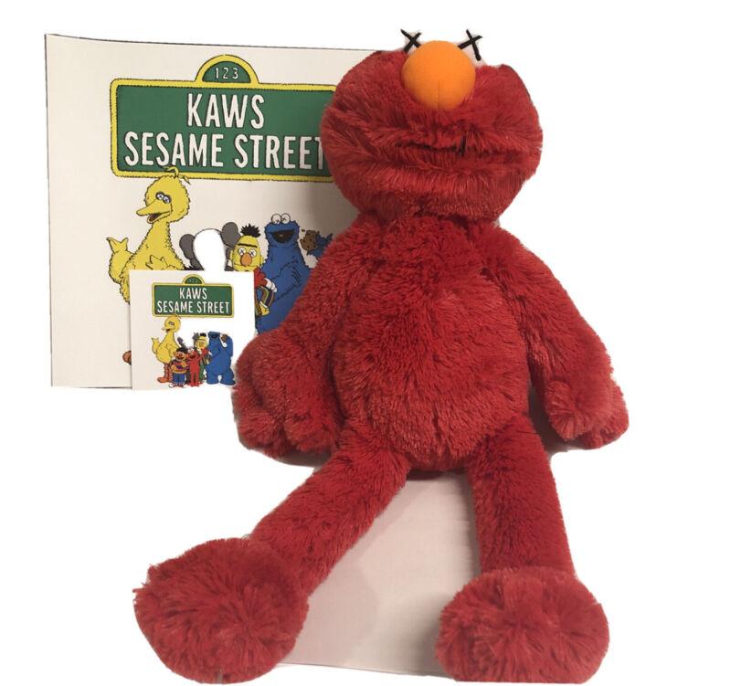 Sesame Street x Kaws x UNIQLO ELMO PLUSH DOLL