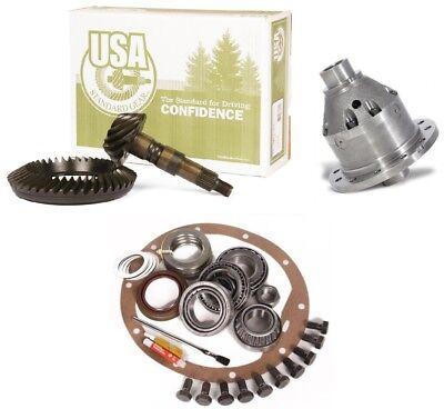 DANA 44 REVERSE FORD FRONT YUKON GRIZZLY LOCKER 5.13 RING AND PINION USA GEAR Dana 44 Gears Lockers