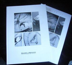 BAUME&MERCIER watch/uhr Book/Buch - Wien, Österreich - BAUME&MERCIER watch/uhr Book/Buch - Wien, Österreich