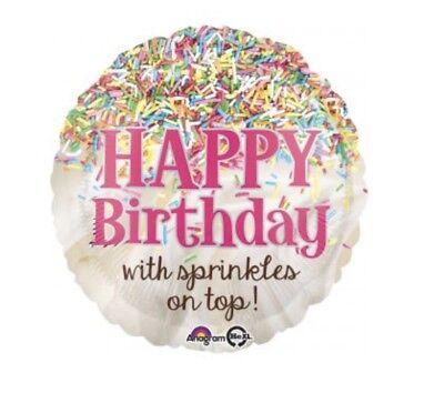 Happy Birthday Sprinkles 18