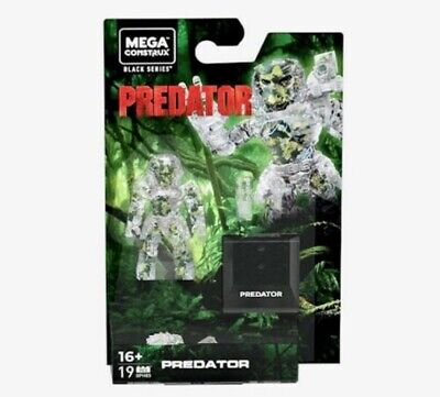 Mega Construx Predator Mini Figure Mega Bloks Action Figure