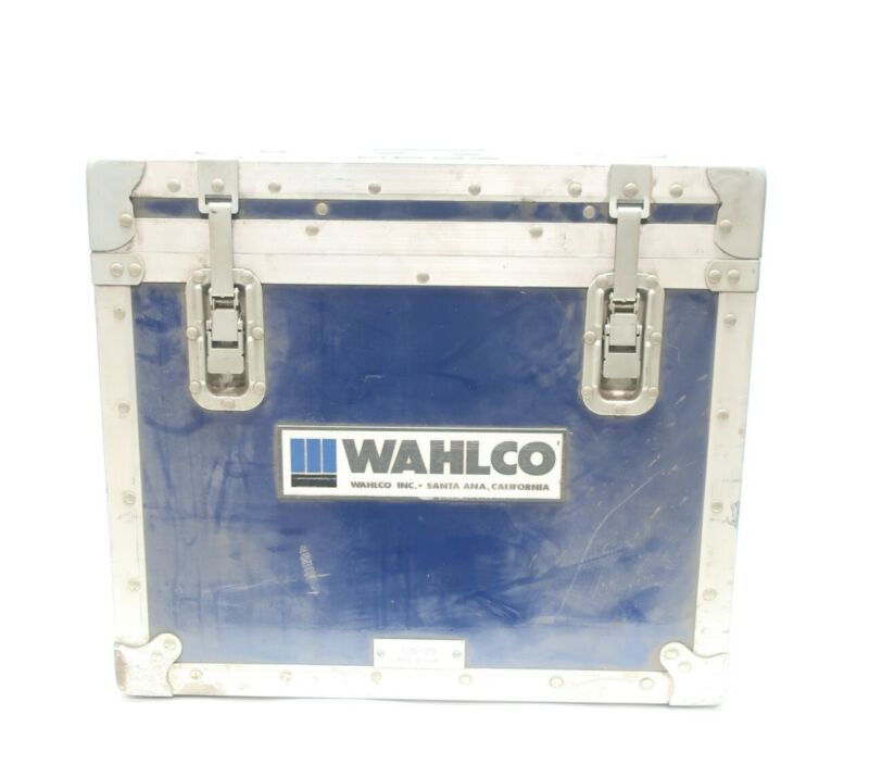 Wahlco Resistivity Tester