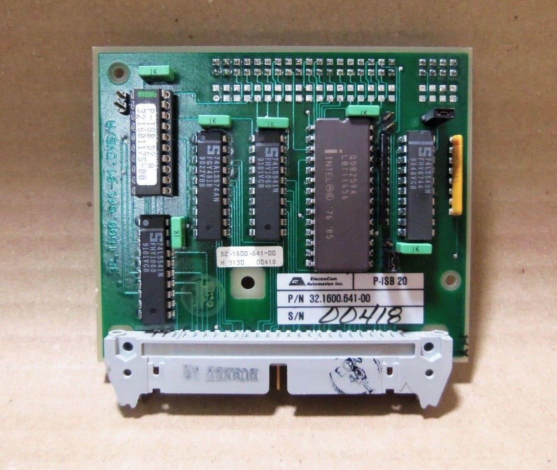New ElectroCom 32.1600.641-01 DVL A 32.1600.641-00 Circuit Board Fire Alarm