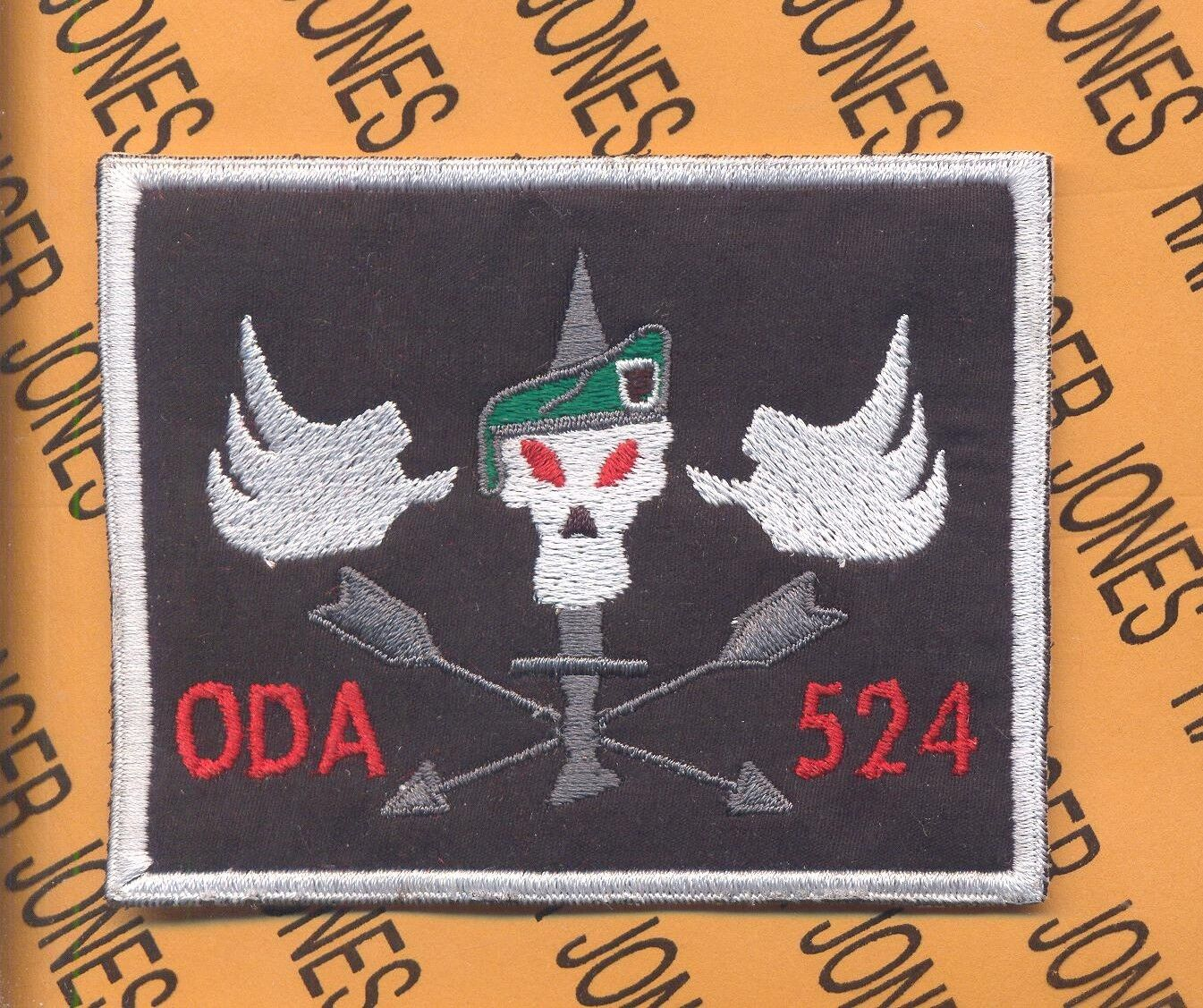 3rd Special Forces Group Airborne Ranger TOP SFGA Arabic OIF OEF ODA patch