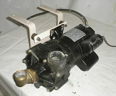 Franklin Electric Motor 3450 Rpm 1 Hp W Water Pump Pressure Switch