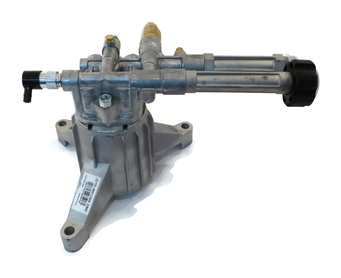 2400 Psi Ar Power Pressure Washer Pump Amp Spray Kit Troy