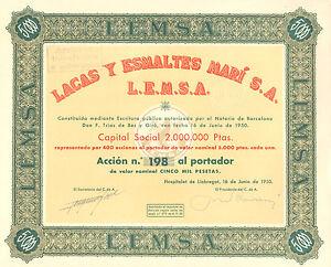 RARO-Lacas-y-Esmaltes-Mari-SA-acc-Hospitalet-de-Llobregat-1950-Emision-400