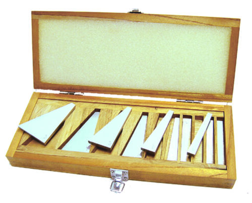 1° - 30° Precision Angle Block Set