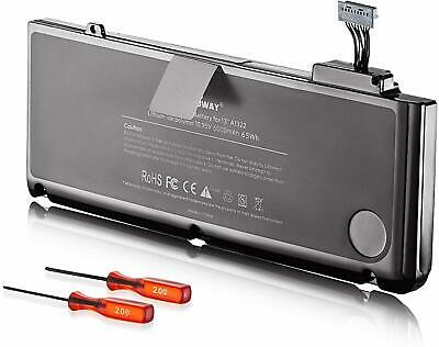 E EGOWAY Laptop Battery (10.95V 6000mAh) Replacement for MacBook Pro 13 Inch A13 for sale  Shipping to India