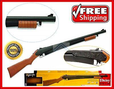 - Daisy Model 25 Gun Air Carbine Rifle .177 Cal BB 350 FPS Pump Action Spring Gun