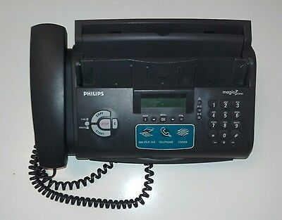 Faxgerät Philips Kompaktgerät Kopierer Telefon