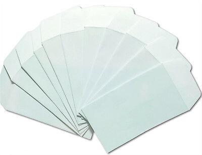 #3 COIN ENVELOPES 4.25 x 2.5 White Gummed Seal Acid-Free(4-1/4 x