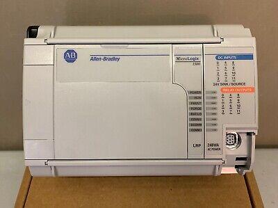 New Allen Bradley 1764-24bwa B 1764-lrp Micrologix 1500 Controller