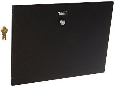 New Apg Cash Drawer Pk-14l-r-bx Inc Steel Locking Till Cover