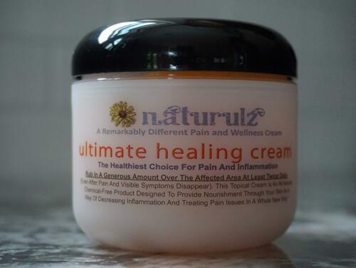 Naturulz - Ultimate Healing Cream - Natural No Synthetics Pain Relieving Cream -