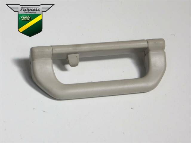 Range Rover P38 Roof Lining Grab Handle With Coat Hook in Mist Grey MXC3755