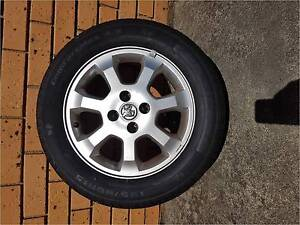 Holden TS Astra SXI ( 4 wheels / tyres ) 4x100 Chelsea Kingston Area Preview