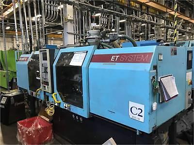 1995 Van Dorn Et800-200 Injection Molding Machine 80 Ton 4.8 Oz Shot Size