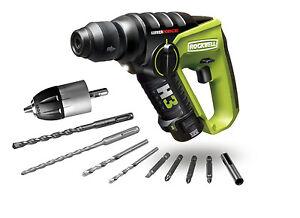 Rockwell-H3-RK2513K2-12v-Cordless-Rotary-Hammer