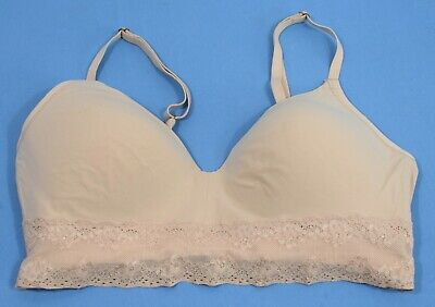 Natori Bliss Perfection Contour Soft Cup Bra 723154 Light Mocha Size 34C (Bliss Soft Cup Bra)