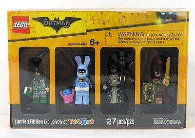 LEGO Bricktober 2017 LEGO Batman Movie Minifigures Toys R Us Exclusive 5004939