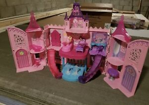 Barbie The Princess and The Popstar Castle Playset