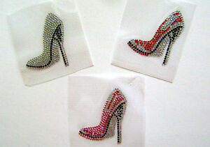 Glitz & Glamour is proud to offer our EXCLUSIVE Rhinestone Crystal AB Appliques! You won't find most of these anywhere else! Crystal AB Rhinestones have the best sparkle. For the ultimate in Glitz and Glamour - go with the Crystal AB Rhinestone Appliques! You will be the envy of all your peers!