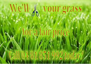 We'll cut your grass for $40/hour Wanneroo Wanneroo Area Preview
