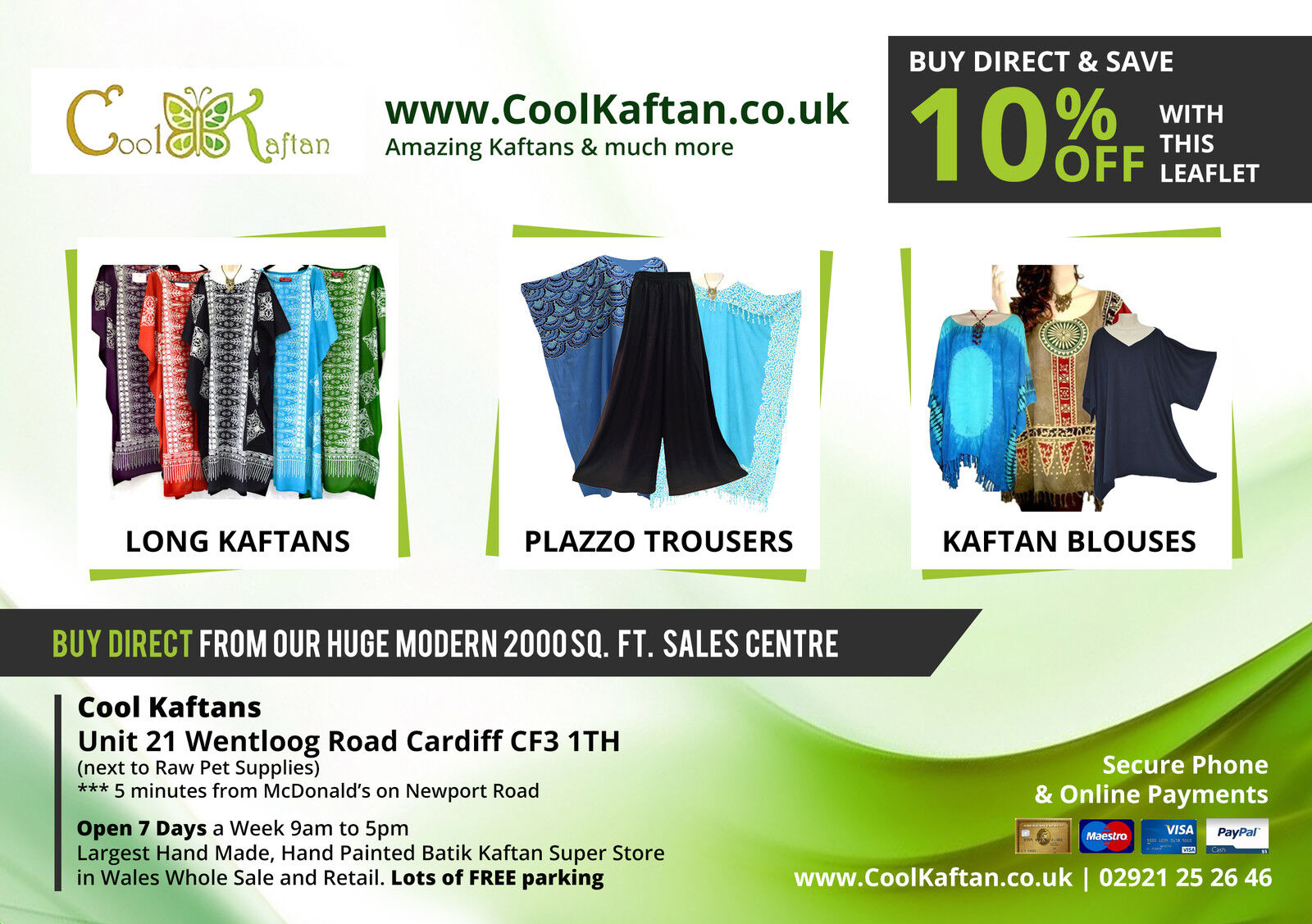 Cool Kaftan Clothes