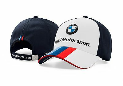 Bmw Motorsport Fan Cap  80162446452