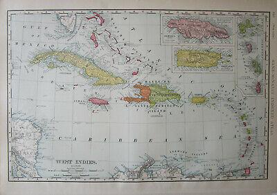 Cartina Geografica Haiti.Pre 1900 Domingo Vatican