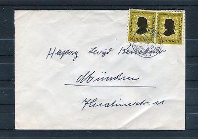 BRD Mi.-Nr. 234 als MeF Robert Schumann - b2622