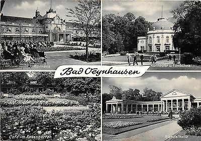 Bg3687 Bad Oeynhausen Cpsm 15X9 5Cm Germany