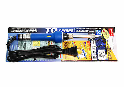 1pc Tq-90 15150w Goot Quick Heat Up Soldering Iron Ac110v Rohs Taiyo Japan 150w