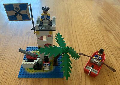 LEGO SABRE ISLAND – MODEL: 6265 – FULL SET * VERY GOOD CONDITION *