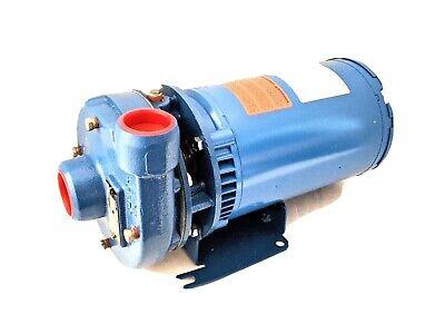 Goulds 2bf12034 3642 Cast Iron Centrifugal Pump 2hp 208-230460v 1-14 Npt