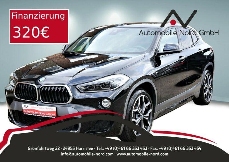 BMW X2 sDrive 20 d M Sport X Panorama*Led*