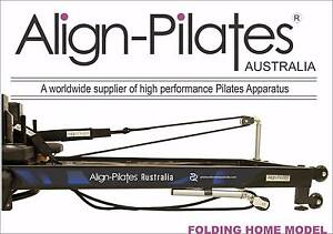 Pilates Reformer -  Folding - Includes DVD's. Smeaton Grange Camden Area Preview