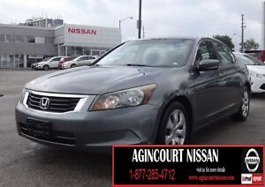 2009 Honda Accord EX-L LEATHER|SUNROOF|AS-IS SUPER SAVER