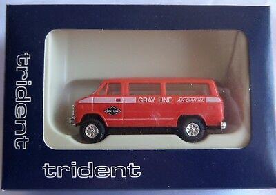 """Trident 90071 Chevrolet  Van """"Gray Line Air Shuttle"""" gebraucht kaufen  Armsheim"""