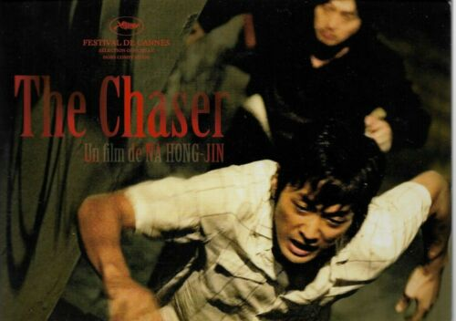 NA HONG JIN French Pressbook THE CHASER