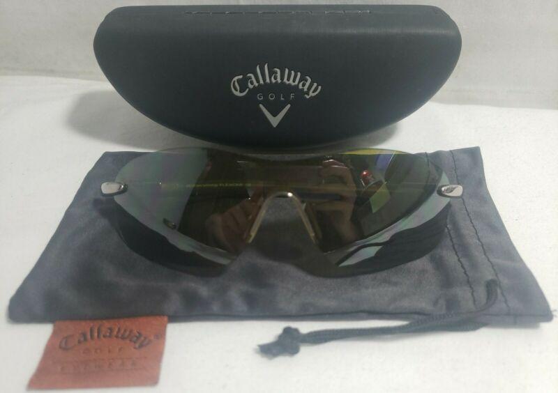 Callaway Golf Rimless Eyewear X650 Neox Lens Technology Flexon 130
