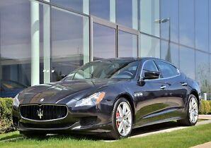 2014 Maserati Quattroporte *GTS*//3.8L Twin Turbo V8// 523hp!!