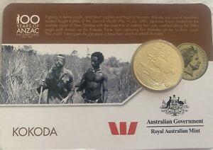 Kokoda Australian Mint coin